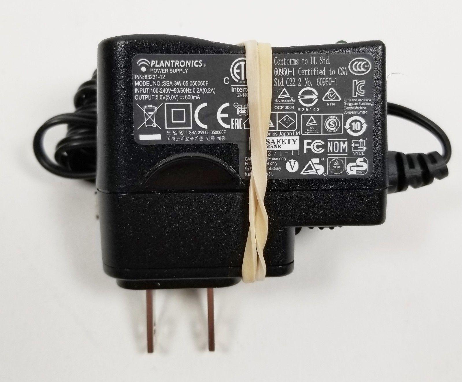 Original View Sonic HASU05F Monitor Power Supply 12V 4.58A Adapter Transformer